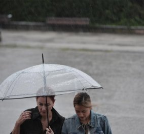 Σοβαρά προβλήματα από την κακοκαιρία σε όλη τη χώρα - Πλημμύρισε η Δυτική Ελλάδα, ποτάμια οι δρόμοι στην Αττική - Κυρίως Φωτογραφία - Gallery - Video