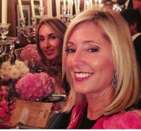 Μαρί Σαντάλ: Η αδερφή της έκλεισε τα 50 & τo γιόρτασαν στο elegant prive club του Λονδίνου - Φωτό από το πάρτι - Κυρίως Φωτογραφία - Gallery - Video
