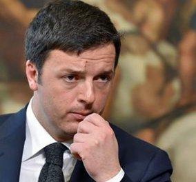 Το Ιταλικό Μελόδραμα - Η σημασία του δημοψηφίσματος που ζήτησε ο  Ματέο Ρέντσι για το μέλλον της χώρας στην Ευρώπη - Κυρίως Φωτογραφία - Gallery - Video