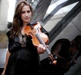 Made in Greece η Νίκη Βασιλάκη: Η καλλονή ανάμεσα στους κορυφαίους βιολιστές του κόσμου - Κυρίως Φωτογραφία - Gallery - Video