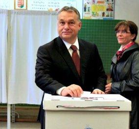 Ουγγαρία: Η μεγάλη αποχή ακύρωσε το «όχι» του δημοψηφίσματος για το προσφυγικό - Ψήφισαν μόνο 4 στους 10 - Κυρίως Φωτογραφία - Gallery - Video