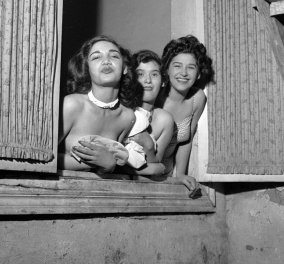 Vintage Story: Θεόνη - Η διασημότερη ''παστρικιά'' της παλιάς Αθήνας - Παχουλή & όνειρο των «Λιμοκοντόρων»  της εποχής  - Κυρίως Φωτογραφία - Gallery - Video