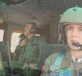 "Top Woman η Μαρία Ζηρίδου: Η όμορφη πιλότος της Αεροπορίας Στρατού που ""έκλεψε την παράσταση"" στην παρέλαση της Θεσσαλονίκης - Κυρίως Φωτογραφία - Gallery - Video"