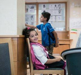 Πρώτο κουδούνι σήμερα για τα προσφυγόπουλα: Θύελλα αντιδράσεων σε Ωραιόκαστρο και Λέσβο - Κυρίως Φωτογραφία - Gallery - Video