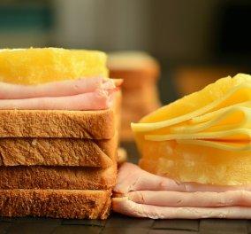 Τυρί για τοστ: Ποιο να διαλέξω; Από edam & gouda εως κασέρι και γραβιέρα - Κυρίως Φωτογραφία - Gallery - Video