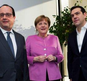 Μεγάλη συνέντευξη του Α. Τσίπρα στο France 24: Πιστωτές & Γερμανία να τηρήσουν τις υποσχέσεις τους - Κυρίως Φωτογραφία - Gallery - Video