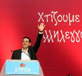 Πόσο ΣΥΡΙΖΑ είσαι; Επίσημο τεστ με αφορμή το  2ο Συνέδριο του κόμματος (Φωτό) - Κυρίως Φωτογραφία - Gallery - Video
