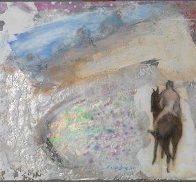 Έκθεση ζωγραφικής Εριέττας Βορδώνη about felicity: Περί ευδαιμονίας στη Γκαλερί Ευριπίδη - Κυρίως Φωτογραφία - Gallery - Video