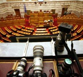 Άγονη η Διάσκεψη των Προέδρων για την συγκρότηση ΕΣΡ: 16 - 9 αποφάσισε να κάνει δεκτές τις προσφυγές των τηλεοπτικών σταθμών - Κυρίως Φωτογραφία - Gallery - Video