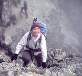Έφυγε από τη ζωή η Top Woman Ζούνκο Ταμπέι - Η πρώτη γυναίκα που ανέβηκε στο Έβερεστ - Κυρίως Φωτογραφία - Gallery - Video