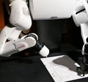 """Το ρομπότ πιάστηκε αδιάβαστο - """"Πάτωσε"""" στις εισαγωγικές εξετάσεις για το Πανεπιστήμιο και μάλιστα όχι μόνο μια φορά - Κυρίως Φωτογραφία - Gallery - Video"""
