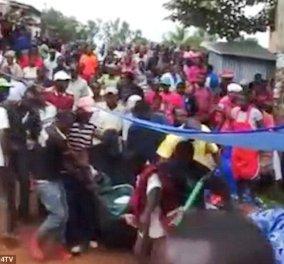 """Απίστευτο βίντεο: Ο απατημένος σύζυγος τους καταράστηκε και το παράνομο ζευγάρι """"κόλλησε"""" την ώρα της απιστίας - Στο πόδι όλο το χωριό! - Κυρίως Φωτογραφία - Gallery - Video"""