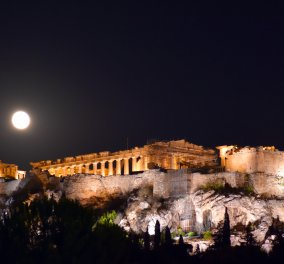 Good News: Στις 14 Νοεμβρίου το μεγαλύτερο φεγγάρι εδώ και 68 χρόνια  - Κυρίως Φωτογραφία - Gallery - Video