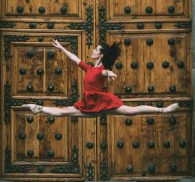 Εκπληκτικό: Δείτε ταλαντούχους χορευτές σε εντυπωσιακές πόζες στους δρόμους του Μεξικού - Κυρίως Φωτογραφία - Gallery - Video