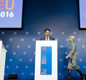 Βόμβα μεγατόνων από Ντάισελμπλουμ: Ανοίγει ξανά το ασφαλιστικό - Στην ατζέντα του επόμενου Eurogroup - Κυρίως Φωτογραφία - Gallery - Video