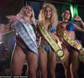 Την λένε  Ερίκα Κανέλα & είναι η νέα Miss BumBum - Ψήφισαν τα οπίσθια της 17 εκ. άνθρωποι - Κυρίως Φωτογραφία - Gallery - Video