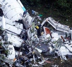"""Δυστύχημα Κολομβία: Οι τελευταίες δραματικές στιγμές πριν την συντριβή - """"Βοήθεια, βοήθεια"""" πρόλαβε να πει ο πιλότος - Κυρίως Φωτογραφία - Gallery - Video"""
