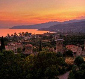 Good news: 2 ελληνικά χωριά  ανάμεσα στα 25 ομορφότερα της Ευρώπης σύμφωνα με το Travel+Leisure - Κυρίως Φωτογραφία - Gallery - Video
