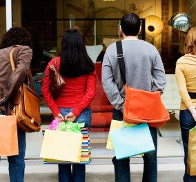 Ανοιχτά τα εμπορικά καταστήματα αύριο Κυριακή 6 Νοεμβρίου - Σε ισχύ οι ενδιάμεσες εκπτώσεις  - Κυρίως Φωτογραφία - Gallery - Video