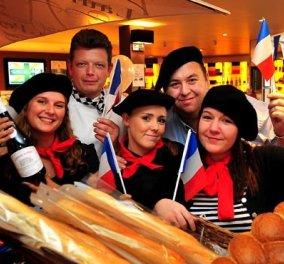 Beaujolais nouveau! Το Μποζολέ το νεαρό Γαλλικό κρασί μόλις έφτασε - Σπεύστε να το πιείτε - Κυρίως Φωτογραφία - Gallery - Video