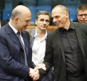 Μοσκοβισί σε βιβλίο - φωτιά για Βαρουφάκη: «Ένας αχαλίνωτος νάρκισσος που κανιβάλιζε - Η Ελλάδα έχασε εξαιτίας του 6 μήνες» - Κυρίως Φωτογραφία - Gallery - Video