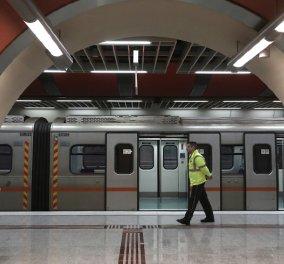 Χειρόφρενο σε Μετρό και Τραμ από τις 12:00 - Πως θα κινηθούν τα υπόλοιπα ΜΜΜ - Κυρίως Φωτογραφία - Gallery - Video