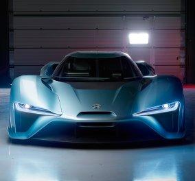 Το ταχύτερο αυτοκίνητο στον κόσμο μόλις έφτασε και είναι Made in China! - Κυρίως Φωτογραφία - Gallery - Video