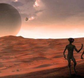 Good News: H Αθήνα γίνεται πρωτεύουσα ''επιστήμης'' για την εβδομάδα παρατήρησης του Άρη - Τηλεσκόπια σε 7 σημεία  - Κυρίως Φωτογραφία - Gallery - Video