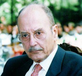 Κωστής Στεφανόπουλος: Στο νοσοκομείο με σοβαρή λοίμωξη του αναπνευστικού ο πρώην ΠτΔ - Κυρίως Φωτογραφία - Gallery - Video