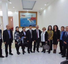 Good News: Συνεργασία Κρήτης & της επαρχίας Guizhou της Κίνας σε εμπόριο, τεχνολογία, πολιτισμό, αθλητισμό - Κυρίως Φωτογραφία - Gallery - Video