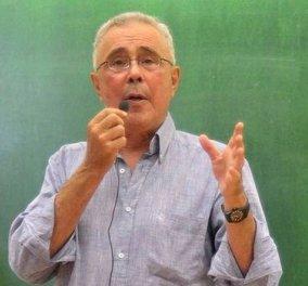 """Βίντεο: Ο Κ. Ζουράρις τα έβαλε με όσους κατηγορούν τον Κάστρο: """"Όποιος λέει τον Φιντελ δικτάτορα είναι μαλ...ς"""" - Κυρίως Φωτογραφία - Gallery - Video"""