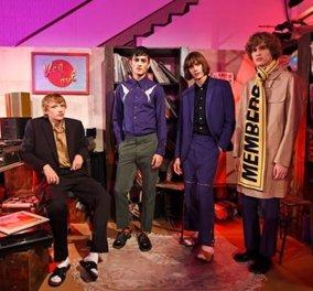 Η Stella McCartney σχεδιάζει για πρώτη φορά ανδρική συλλογή! Μακριά κασκόλ, παράξενοι συνδυασμοί & η γυναικεία πινελιά - Κυρίως Φωτογραφία - Gallery - Video