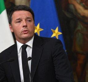"""""""Παγώνει"""" η παραίτηση του  Ματέο Ρέντσι μέχρι την ψήφιση του προϋπολογισμού στην Ιταλία - Κυρίως Φωτογραφία - Gallery - Video"""