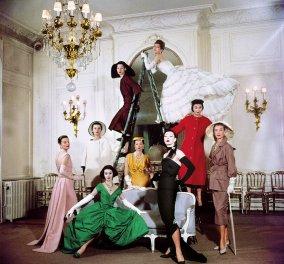 Vintage pics: Ο οίκος Dior κλείνει το 2017 τα 70 και το γιορτάζει - Ανακαλύψτε την ιστορία του μέσα από σπάνιες φωτό - Κυρίως Φωτογραφία - Gallery - Video