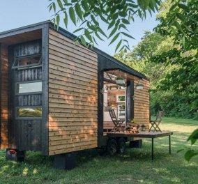 Ο Σπύρος Σούλης βρήκε το πιο μικροσκοπικό πολυτελές σπίτι του κόσμου  - Κυρίως Φωτογραφία - Gallery - Video