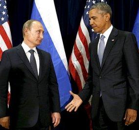 ''Ψυχρός'' πόλεμος Πούτιν - Ομπάμα: Η Ρωσία απελαύνει 35 Αμερικανούς διπλωμάτες - Κυρίως Φωτογραφία - Gallery - Video