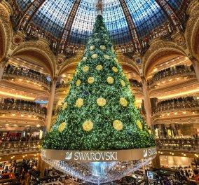 Εκπληκτικό βίντεο: Δείτε τις μεγαλύτερες πρωτεύουσες του κόσμου  να ετοιμάζονται για τα φετινά Χριστούγεννα - Κυρίως Φωτογραφία - Gallery - Video