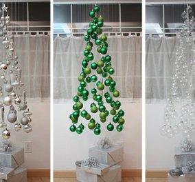Τα πιο πρωτότυπα, ευφάνταστα Χριστουγεννιάτικα δέντρα για να ξεχωρίζετε φέτος από... μακριά! (φωτό) - Κυρίως Φωτογραφία - Gallery - Video