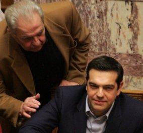 Αλέκος Φλαμπουράρης: Δώσαμε 13η σύνταξη όπως λέγαμε στο πρόγραμμα της Θεσσαλονίκης  - Κυρίως Φωτογραφία - Gallery - Video