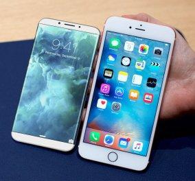Έτσι θα είναι το επόμενο iPhone: Κυρτή οθόνη & άπειρες δυνατότητες - Τι αποκαλύπτουν οι διαρροές της εταιρίας  - Κυρίως Φωτογραφία - Gallery - Video