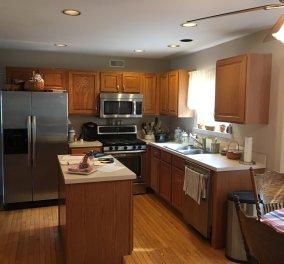"""Καρέ - καρέ πως μία παλιά και """"κουρασμένη"""" κουζίνα έγινε εντυπωσιακή και καινούργια - Κυρίως Φωτογραφία - Gallery - Video"""