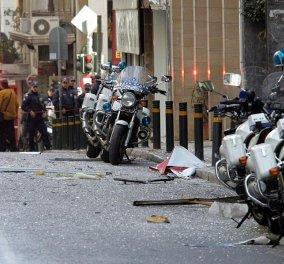 Βροχή από σφαίρες στο κέντρο της Αθήνας: Ληστεία σε ανταλλακτήριο συναλλάγματος - Κυρίως Φωτογραφία - Gallery - Video