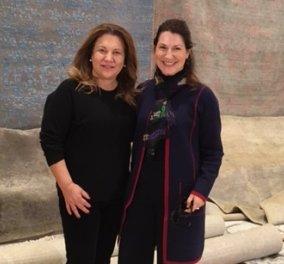 Αποκλ. Η Δέσποινα Μοιραράκη μας δείχνει τις τάσεις των χαλιών - Mιλάει με πάθος για το μπορντοροδοκόκκινο  - Κυρίως Φωτογραφία - Gallery - Video
