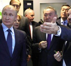 Ο Βλάντιμιρ Πούτιν αγοράζει ένα νέο χάπι που υπόσχεται παράταση ζωής έως τα 130  - Κυρίως Φωτογραφία - Gallery - Video