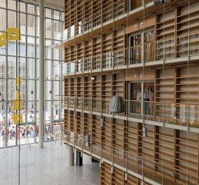 Good news: H Εθνική Βιβλιοθήκη της Ελλάδος γιορτάζει τα Χριστούγεννα στο Κέντρο Πολιτισμού Ίδρυμα Σταύρος Νιάρχος ! - Κυρίως Φωτογραφία - Gallery - Video
