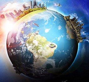 Το 24ωρο θα γίνει 25ωρο - λέμε αλήθεια!!!! Ο πλανήτης κατεβάζει στροφές - Κυρίως Φωτογραφία - Gallery - Video