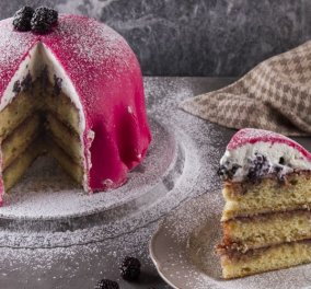 Princess cake από τον Άκη Πετρετζίκη: Φτιάξτε το & γίνετε πριγκίπισσες στις καρδιές των καλεσμένων σας - Κυρίως Φωτογραφία - Gallery - Video