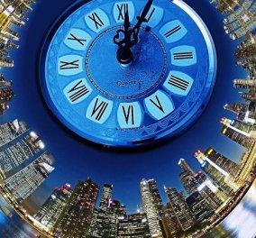 Γιατί η Πρωτοχρονιά θα καθυστερήσει ένα δευτερόλεπτο ;  - Κυρίως Φωτογραφία - Gallery - Video