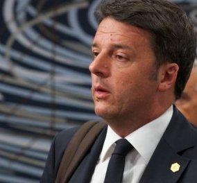 """Δραματικές εξελίξεις στην Ιταλία μετά τη νίκη του """"όχι"""": Την παραίτηση του θα υποβάλει στον Πρόεδρο της χώρας ο Μ. Ρέντσι - Κυρίως Φωτογραφία - Gallery - Video"""