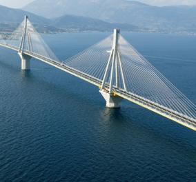 Θρίλερ με γυναίκα που αγνοείται στη γέφυρα Ρίου-Αντιρρίου: Πήδηξε στο κενό (;) - Τι έγραφε το σημείωμα που άφησε - Κυρίως Φωτογραφία - Gallery - Video
